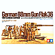 1/35 German Flak 36 North African Campaign