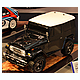 1/10 RC Toyota Land Cruiser 40 Black Special Painted Body (CC-01Chassis)