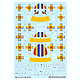 1/32 Messerschmitt Bf109G-2 Decals w/Canopy Mask
