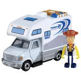 Dream Tomica Ride On Toy Story TS-01 Woody & RV Car