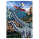 Ania: AA-05 Showdown! Giant Dinosaur Set