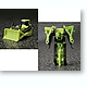 Transformer Movie EZ Set Collection Devastator G1