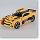 Stealth Force DX Auto Change Vehicle Bumblebee