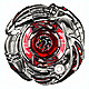 BBG-16 Beyblade Starter Dark Knight Dragooon LW160BSF