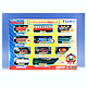 Pla-Rail Thomas & Cargo Cars Set