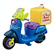 Disney Motors DM-02 ChimuChimu Pizza Bike Alien