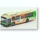 1/150 The Bus Collection Toei Bus Two-Bus Set A (BX352 Bonnet Bus)