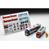 1/150 The Truck Collection: Toyosu Freezer Truck & Turret Truck Set