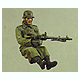 1/35 German Motorcyclist with MG-34/42 (Winter 1941-44)