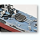 1/350 USS Alabama BB-60 1942