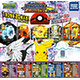 Pokemon Battle Piece Collection Sun & Moon: 1 Box (15pcs)