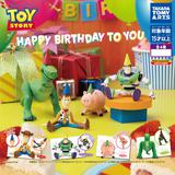 Toy Story: Happy Birthday to You: 1 Box (6pcs)