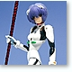 Monthly Eva 5th CR Evangelion Premium w/Rei Figure