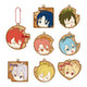 Idolish 7: Cookie Rubber Charm Vol.1: 1 Box (8pcs)