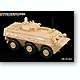 1/35 Chinese PLA ZSL-92B APC (for H