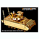 1/35 Modern US M2A3 Infantry Fighting Vehicle w/ERA Basic (for Tamiya)
