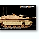 1/35 Modern Merkava Mk.IV LIC MBT Side Skirts (for Academy)