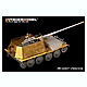 1/35 WWII German 8.8cm Pak 43 Waffentrager w/fenders (Dragon)
