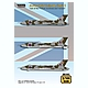 1/144 Avro 698 Vulcan Decal Part 1 Last of the Vulcan Bombers and Tankers (for Airfix)