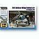 1/48 F6F Hellcat Wing Folded Set (for Eduard)