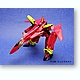 1/60 VF-19 Custom Fire Valkyrie Transformable