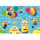 Puzzle Play: Balloon Party 60pcs (26cm x 37.5cm)