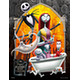 Petit 2 Light The Nightmare Before Christmas Nightmare Party 300pcs 16.5cm x 21.5cm