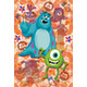 Monsters, Inc. Prism Art Petit Glass Monster 70pcs 10 x 14.7cm