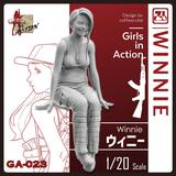 1/20 Girls in Action: Winnie
