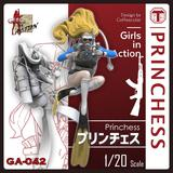 1/20 Girls in Action: Princhess