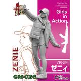 1/35 Girls in Action: Zenie