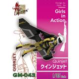 1/35 Girls in Action: Quinjet