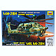 1/72 MIL Mi-28N Night Havoc Russian Attack Helicopter