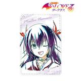 To Love Ru Darkness: Master Nemesis Ani-Art 1 Pocket Pass Case