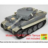 1/16 Tiger I, E Tunisia 501 abt.- Side fenders (for Tamiya)