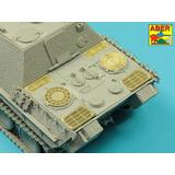 1/35 Grilles for Jagdpanther Ausf.G1 & G2 Early (For Takom)