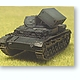 1/144 Panzer IV Rocket Launcher