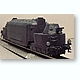 1/144 Armored Locomotive Nr.16 (Late Type)