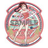 Love Live! Sunshine!!: Aqours SPORTS Travel Sticker 2 Riko Sakurauchi