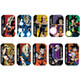 Dragon Ball Z: Maru Kaku Can Badge Vol.2 Saiyans Selection 1 Box 10pcs