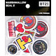 BT21 Marshmallow Sticker 2 TATA