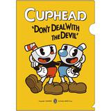 Cuphead: A4 Clear Folder 1