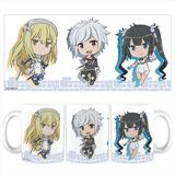 Is It Wrong to Try to Pick Up Girls in a Dungeon? II: Mug