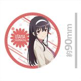 Saekano the Movie: Finale: Leather Coin Case C [Utaha Kasumigaoka]