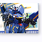 1/100 MG Gundam F91 Harrison (Blue)
