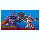 LBX Custom Weapon #006 Emperor Launcher/Duel Rapier