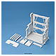 Builders Parts System Base (White)