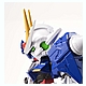 NXEDGE STYLE MS UNIT 00 Gundam/0 Raiser Set