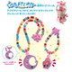 Maho Girls Precure! Kirakira Decorations Accessories
