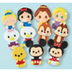 Pucclay! Disney Character DX Set
